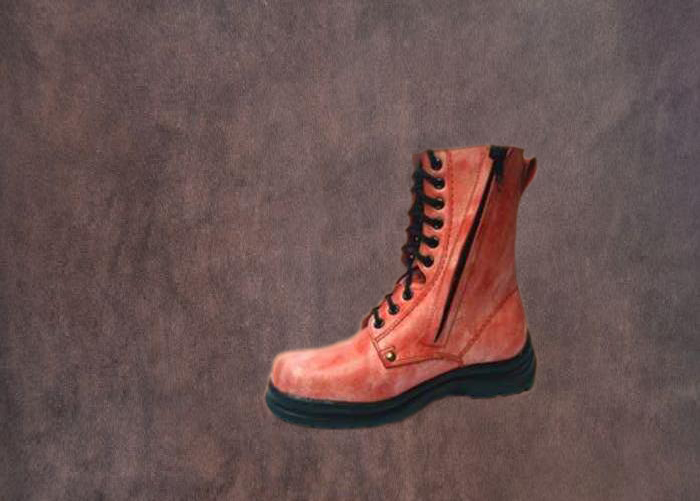 Schuhe Militär 2032