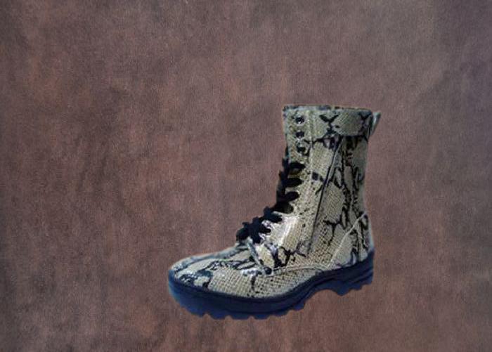 Schuhe Militär 203