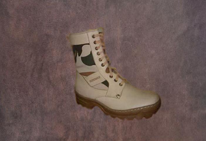 Schuhe für militärische 206-1