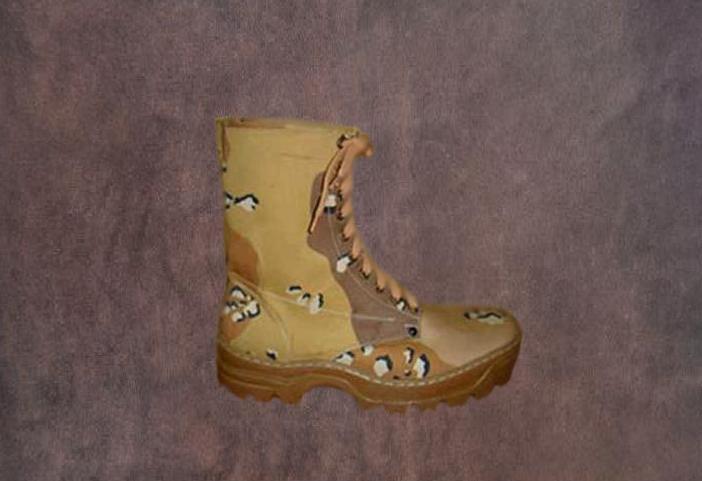 Schuhe für militärische 203